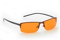 Computer blauwlicht beschermingsbril Prisma Model P1 Amber Pro
