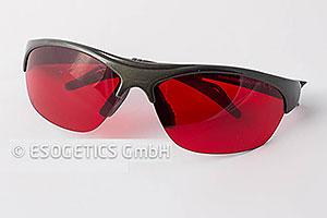 OptiCOLOR kleurenbril rood