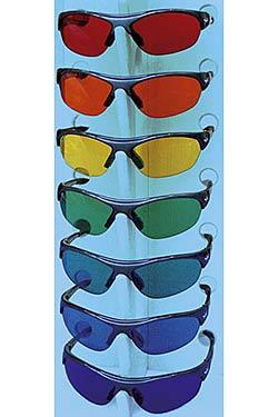 SpektroChrom Chakrakleuren brillenset.