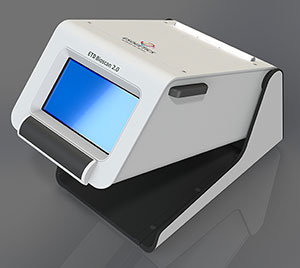 EEA Bioscan Kirlianfotoapparaat, digitaal