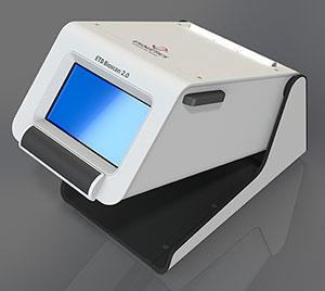 EEA Bioscan Kirlianfotoapparaat