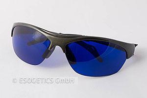 SpektroChrom kleurenbril Stil Blauw