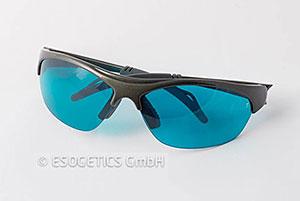 SpektroChrom kleurenbril Ziels Turquoise